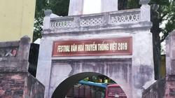 Hà Nội: Tràn lan hàng Trung Quốc tại Festival văn hóa truyền thống