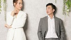 Ảnh cưới đầu tiên của Cường Đô La và Đàm Thu Trang khiến dân mạng chú ý