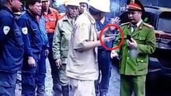 Quảng Ninh: Súng và vòi rồng xuất hiện ở mỏ than Uông Thượng