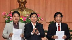 Ông Lê Văn Dũng được bầu giữ chức Phó Bí thư Thường trực tỉnh Quảng Nam