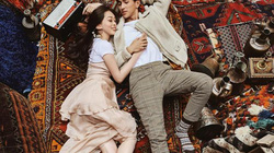 Cường Đô La, Bình An khiến fan ngất lịm vì lời có cánh dành cho người yêu