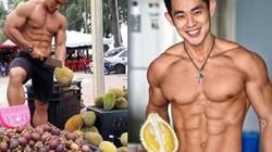 Bộ ảnh các hot boy sầu riêng khiến fan nữ bấn loạn