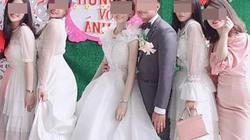 Dàn gái xinh ăn mặc lồng lộn đi đám cưới gây tranh cãi