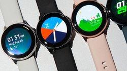 Đồng hồ thông minh Galaxy WatchActive sẽ lên kệ từ 10/4, giá 5,49 triệu đồng