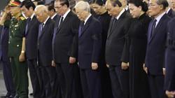 ẢNH: Lãnh đạo Đảng, Nhà nước viếng Trung tướng Đồng Sỹ Nguyên