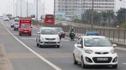 Clip: CSGT xử lý người đi xe máy lên đường Vành đai 3 trên cao