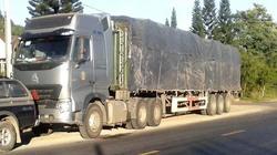 Trong tháng 3, xử lý 1.809 xe quá tải, nộp kho bạc Nhà nước 18,57 tỷ