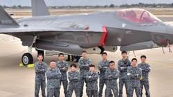 Vì sao tiêm kích F-35 Nhật mới nguyên gặp sự cố rơi xuống biển?