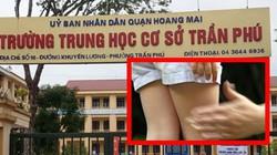 Tình tiết mới nhất vụ thầy giáo bị tố dâm ô 7 nam sinh