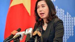 Việt Nam nói về thông tin Trung Quốc đưa giàn khoan vào Vịnh Bắc Bộ