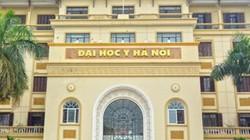 Ba thí sinh được nâng điểm đang học tại Đại học Y Hà Nội