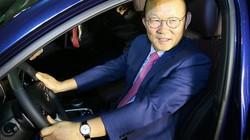 HLV Park Hang Seo nhận quà tặng xe Hyundai SantaFe trị giá hơn 1,2 tỷ đồng