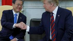 Ông Trump tuyên bố cứng rắn về trừng phạt Triều Tiên