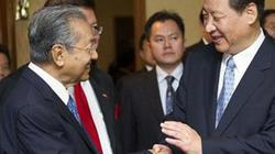"""Ép TQ """"xuống nước"""", Malaysia phê chuẩn dự án đường sắt tỷ đô"""