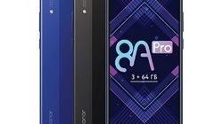 Honor 8A Pro gây ấn tượng mạnh với thiết kế và giá chất