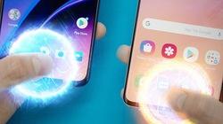 Vừa ra mắt, Samsung đã tung bản cập nhật khẩn cấp cho Galaxy S10 và S10+