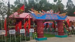 Độc đáo kiến trúc Hội trại Đền Hùng