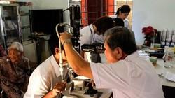 Quảng Nam: 270 người nghèo được mổ mắt miễn phí
