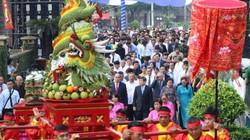 Hàng ngàn người dân phía Nam dự Lễ Giỗ Quốc Tổ Hùng Vương