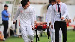 Thông tin mới nhất về chấn thương rợn người của Triệu Việt Hưng
