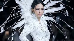 Nhận khen chê trái chiều, Hoa hậu Phương Nga vẫn cảm ơn khán giả