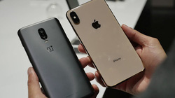 Điện thoại cao cấp Apple và Samsung run rẩy trước Huawei và OnePlus
