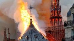 MC Phan Anh, Trác Thúy Miêu làm thơ, cầu nguyện sau vụ cháy Nhà thờ Đức Bà Paris