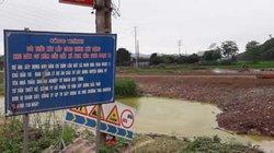 Thái Nguyên: Chủ dự án khu dân cư Cầu Đất cố tình vi phạm luật?