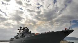 3 tàu chiến Hạm đội Thái Bình Dương của Nga đến Việt Nam