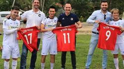 """Tin tối (16.4): """"Cầu thủ Việt Nam đủ khả năng chơi bóng ở Hà Lan"""""""