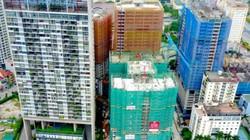 Giá chung cư ở Hà Nội đang đi ngang