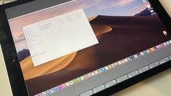 Apple sắp biến iPad thành phụ kiện vô cùng tiện lợi cho máy Mac