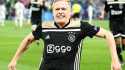 """Sao trẻ Ajax """"xát muối"""" vào nỗi đau của Juve"""
