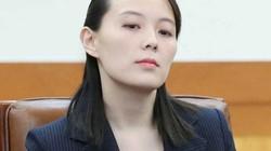 Em gái ông Kim Jong Un bị thất sủng?