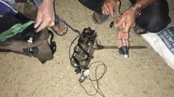 Mang súng điện đi trộm chó bị dân vây bắt, đánh trọng thương