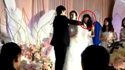 Choáng váng khi thấy khuôn mặt kỳ lạ của phù dâu trong đám cưới