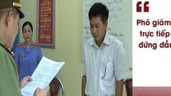 Thuộc cấp bị khởi tố, con được nâng điểm: Giám đốc Sở GD Sơn La có vô can?