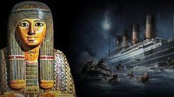 Tàu Titanic chìm: Liên quan cổ vật hình xác ướp Ai Cập bị nguyền rủa?