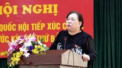 """Chủ tịch HĐND Hà Nội: Tránh mang """"lối sống làng xã"""" đến chung cư"""