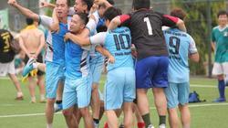 Giải bóng đá báo NTNN/Dân Việt: Kịch tính bán kết Nhân Dân vs 24h.com.vn FC