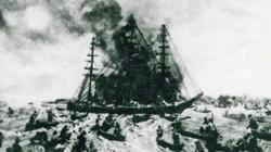 """Nguyễn Trung Trực, sông Vàm Cỏ Đông và """"Hy vọng"""" của Pháp bị đánh chìm"""