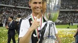 Juventus vô địch Serie A, Ronaldo đi vào lịch sử bóng đá