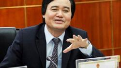 Nhiều thí sinh được nâng điểm là con quan chức: Bộ trưởng GD-ĐT lên tiếng