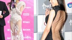 """Chuyện về 2 bộ váy """"nổi tiếng"""" của mỹ nữ Hàn gây xôn xao dư luận"""