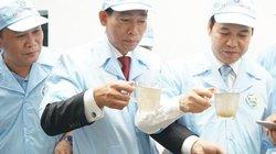 Lần đầu tiên miền Bắc có khu sản xuất tôm giống rộng 170ha