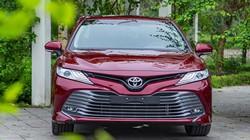 Chính thức ra mắt, Toyota Camry 2019 giá thấp bất ngờ