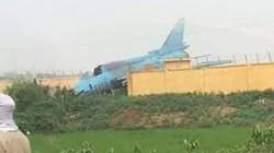 Bộ Quốc phòng thông tin nguyên nhân máy bay Su-22M4 gặp sự cố, phi công phải nhảy dù
