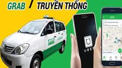 Bộ GTVT yêu cầu Grab không cung cấp trực tiếp ứng dụng với tài xế taxi