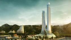 """Tổ hợp tháp chọc trời Vân Đồn: Phê duyệt chưa """"nóng tay"""" đã xin điều chỉnh"""