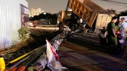 Nhiều khu vực ở Sài Gòn bị mất điện cả đêm chỉ vì chiếc xe ben?